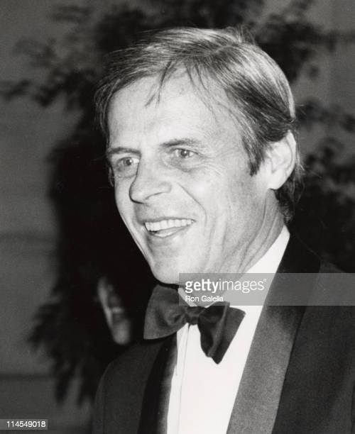 "George Plimpton during Opening of ""Vanity Fair"" at Metropolitan Museum of Art in New York City, NY, United States."