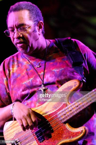 George Porter of The Meters during 2006 Vegoose at Night Concert Series - The Meters - October 30, 2006 at MGM Grand Garden Arena in Las Vegas,...