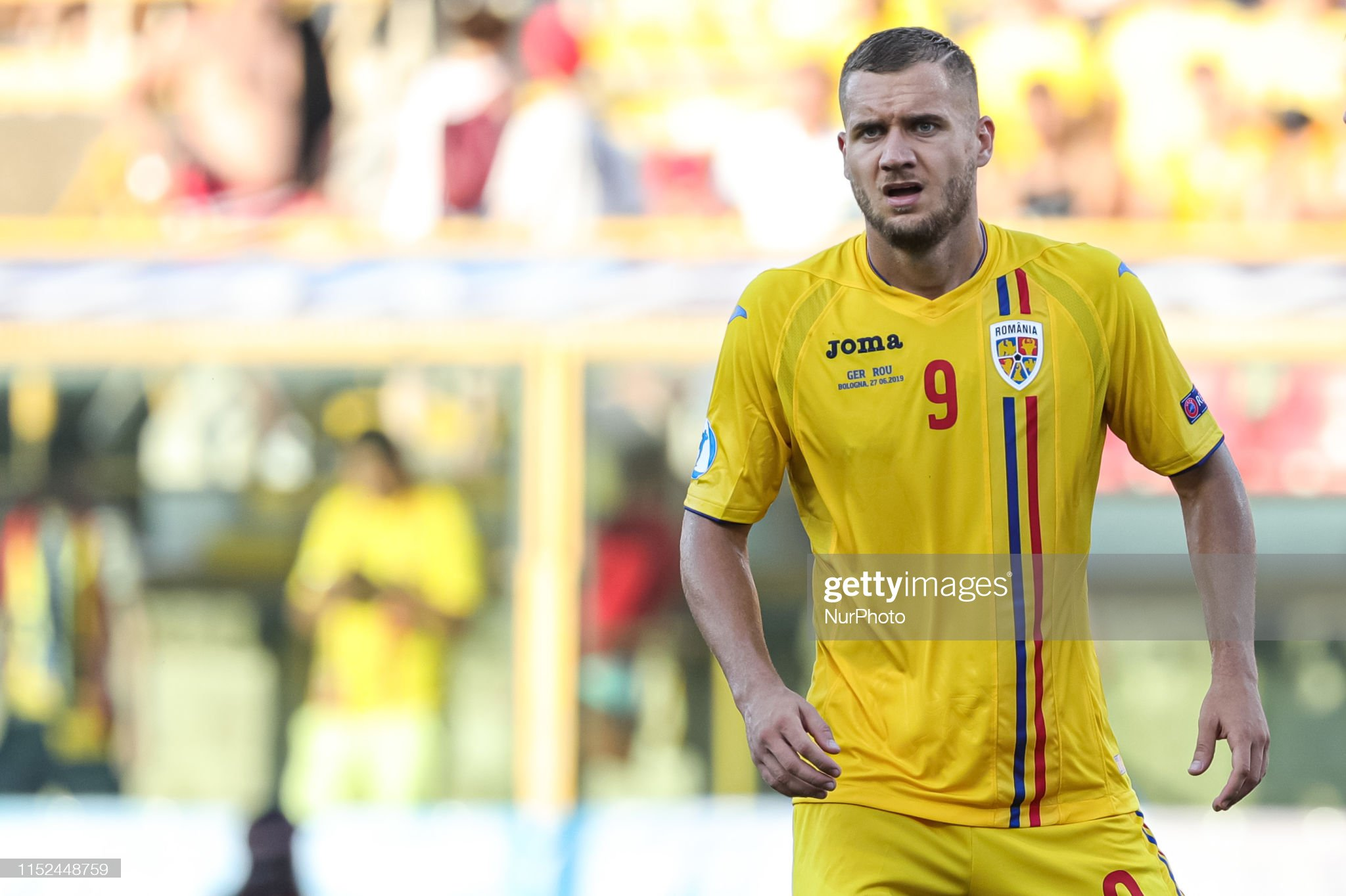Germany v Romania - 2019 UEFA European Under-21 Championship : Fotografia de notícias