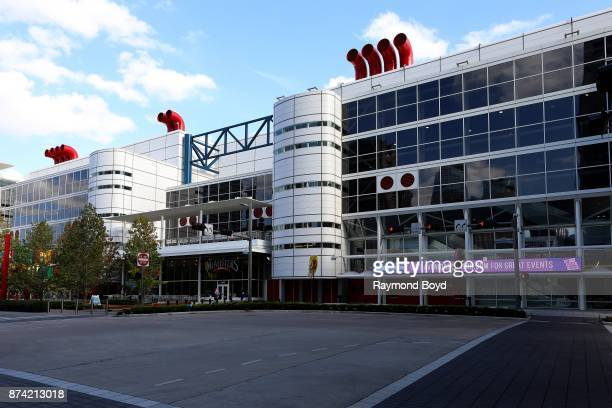 George R Brown Convention Center in Houston Texas on November 6 2017