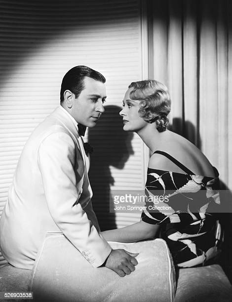George Raft as Johnny Lamb and Dolores Costello as Lucille Sutton in the 1936 film Yours for the Asking