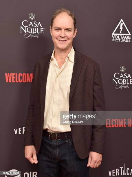 George Ratliff arrives at the Welcome Home Premiere at The London West Hollywood on November 4 2018 in West Hollywood California