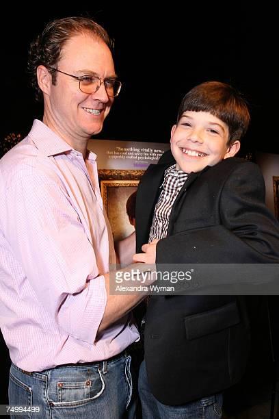George Ratliff director and Jacob Kogan