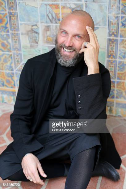 George Regout former Hubertus Regout during the German Oscar nominees reception at The Villa Aurora on February 25 2017 in Pacific Palisades...