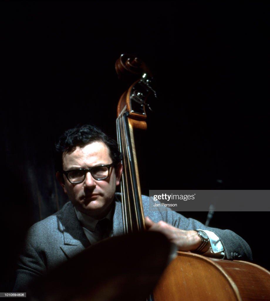 George Riedel Jazzhouse Montmartre Kobenhavn 10 April 1967 News