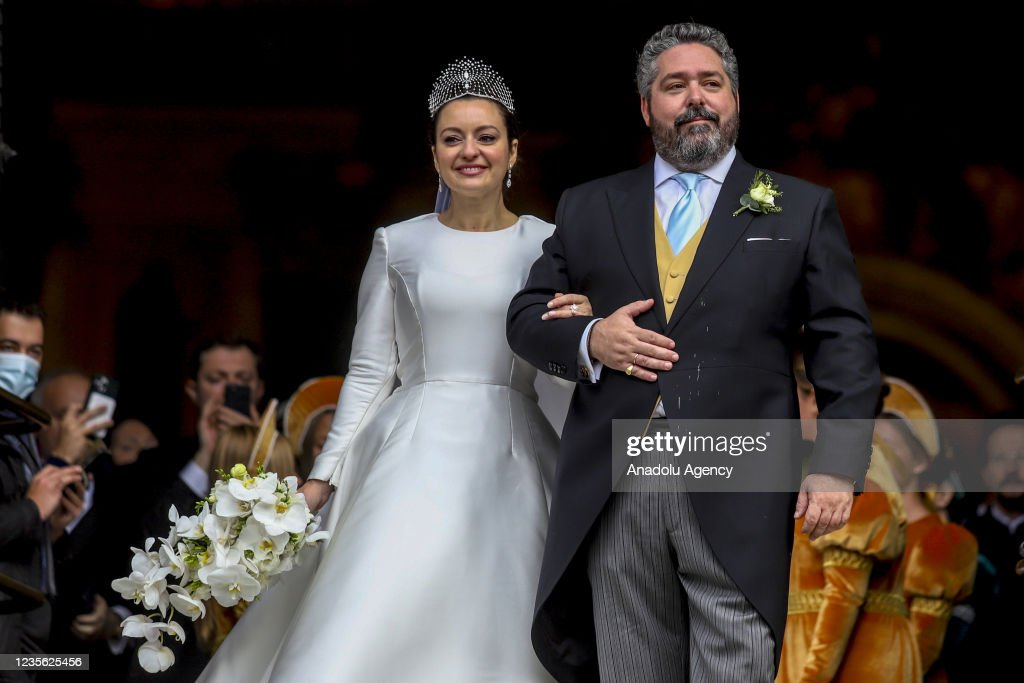 The first Russian royal wedding in 100 years : News Photo