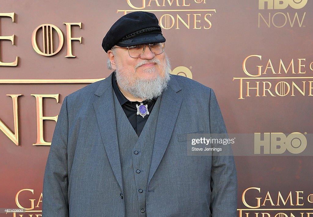 "HBO's ""Game Of Thrones"" Season 5 - San Francisco Premiere : News Photo"