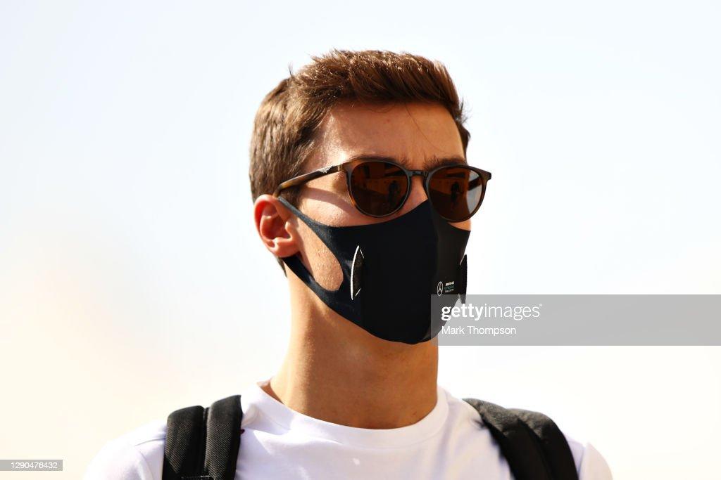 F1 Grand Prix of Abu Dhabi - Previews : News Photo