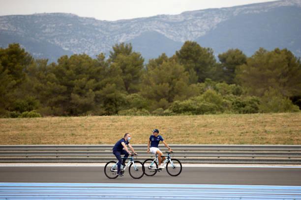 FRA: F1 Grand Prix of France - Previews