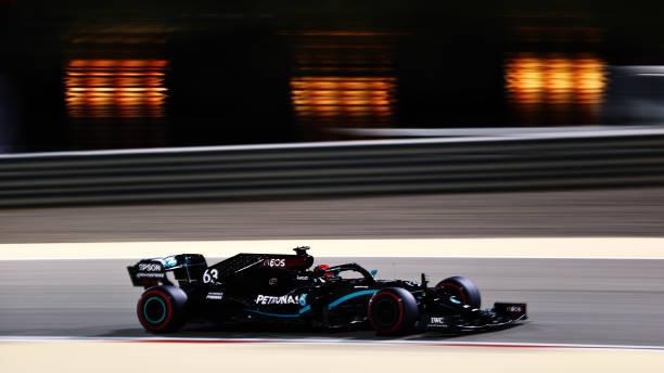 BHR: F1 Grand Prix of Sakhir - Practice
