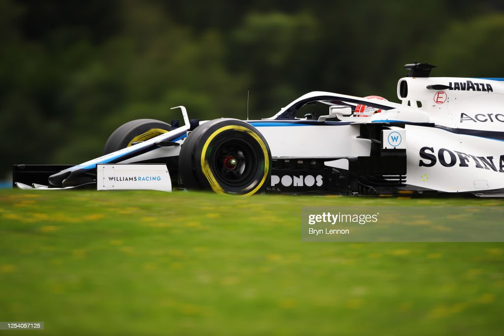 F1 Grand Prix of Austria - Practice : News Photo