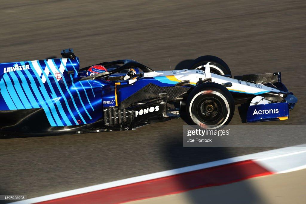 Formula 1 Testing in Bahrain - Day 3 : News Photo