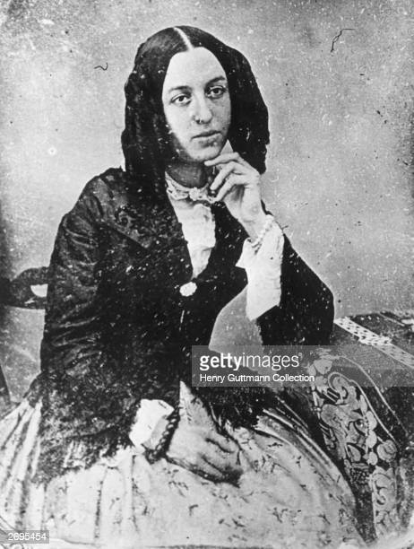 George Sand pseudonym of Amandine Aurore Lucile Baronne Dudevant French novelist of the Romantic Movement