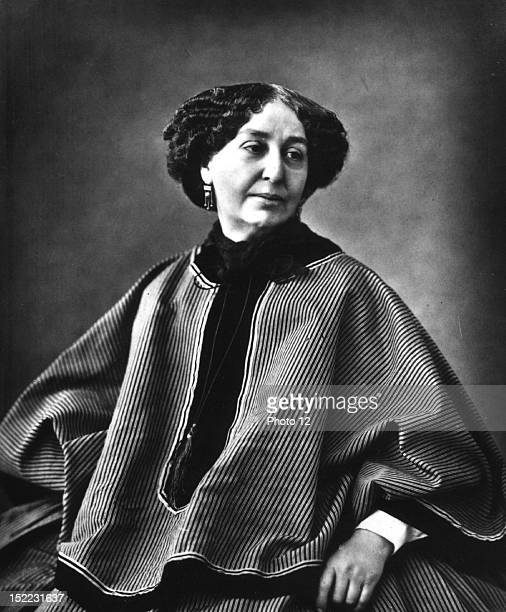 George Sand the Good Lady of Nohant Second Empire