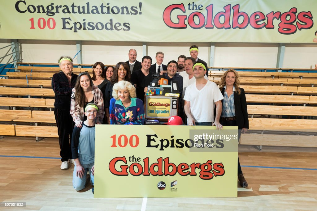 The Goldbergs Celebrates 100 Episodes : News Photo
