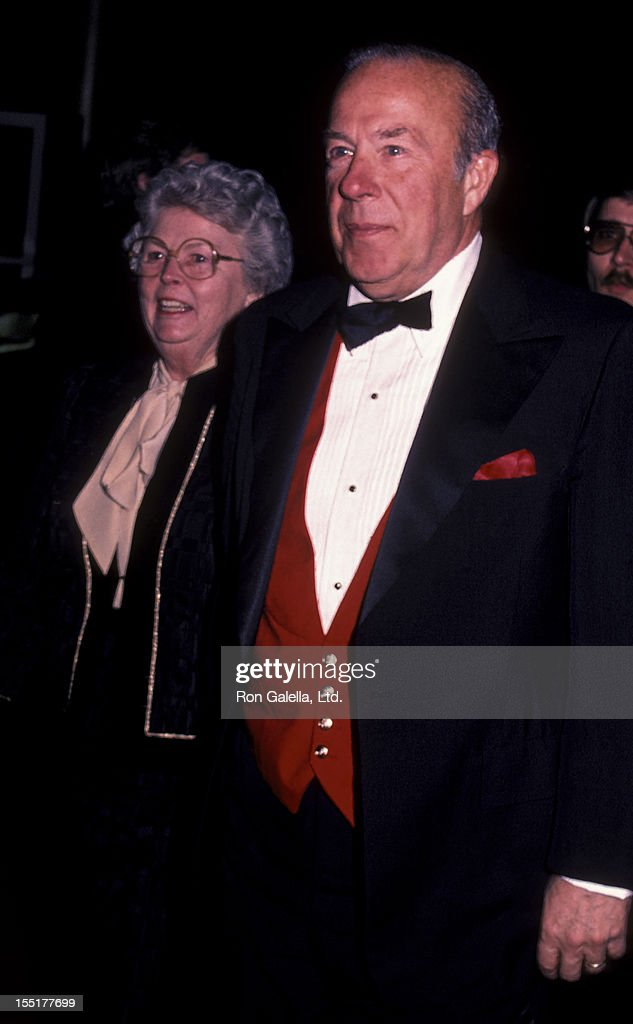 George Shultz Attends Kennedy Center Honors Gala On December 4 1983
