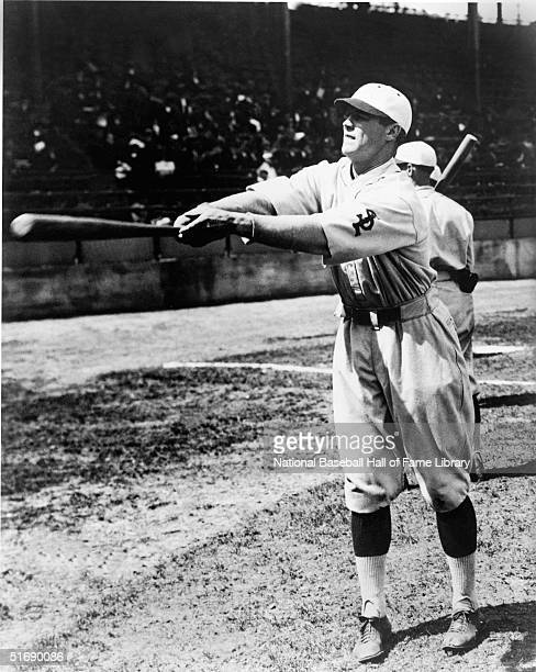 George Sisler of the St Louis Brown poses for an action portrait George Sisler played for the St Louis Browns from 19151927