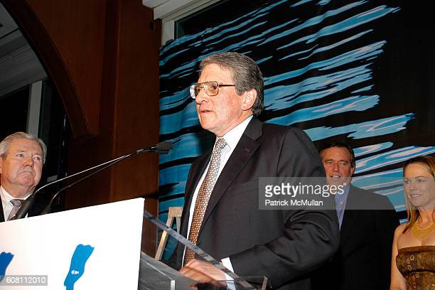George Soros attends RIVERKEEPER Gala Honoring the HEARST Corporation Hosted by CHRISTIE BRINKLEY with Performance by LENNY KRAVITZ at Pier 60 at...