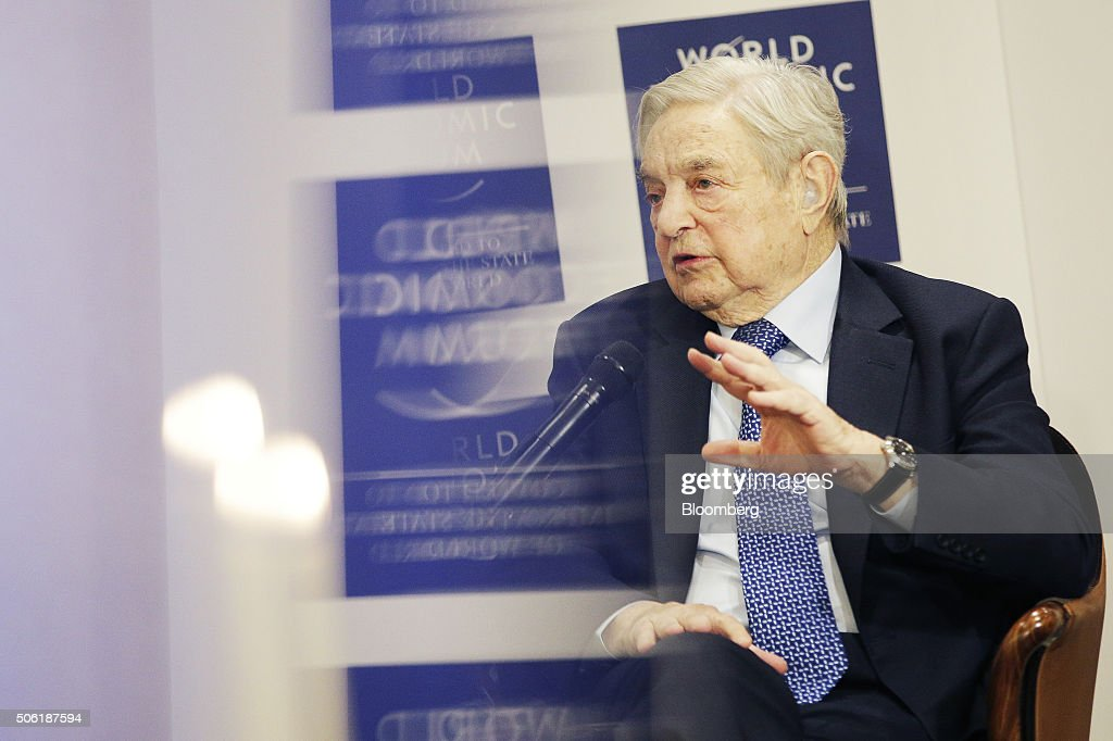 Key Speakers At The World Economic Forum (WEF) 2016 : News Photo