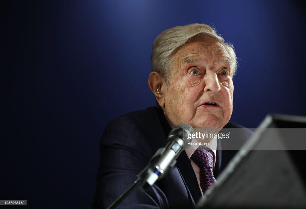 Day Three Of World Economic Forum 2019 : News Photo
