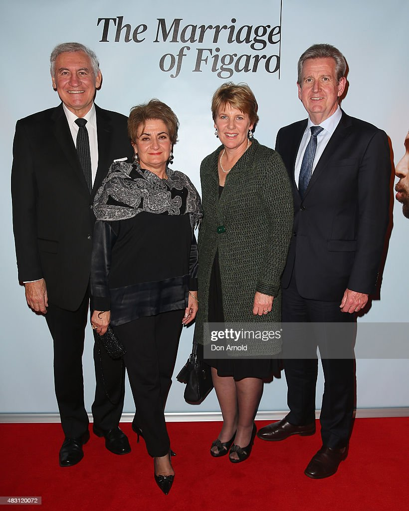 The Marriage Of Figaro Opening Night - Arrivals