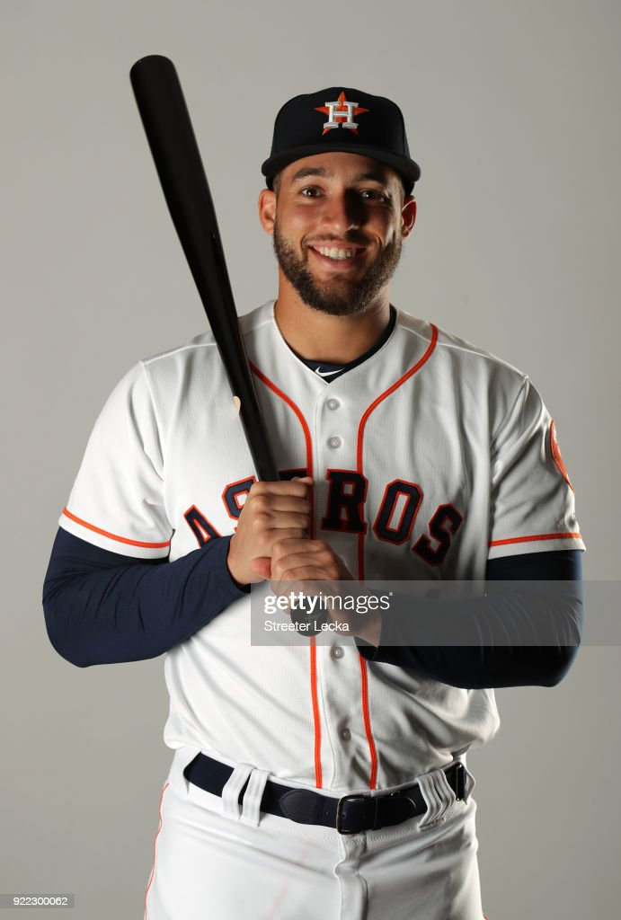 Houston Astros Photo Day : News Photo