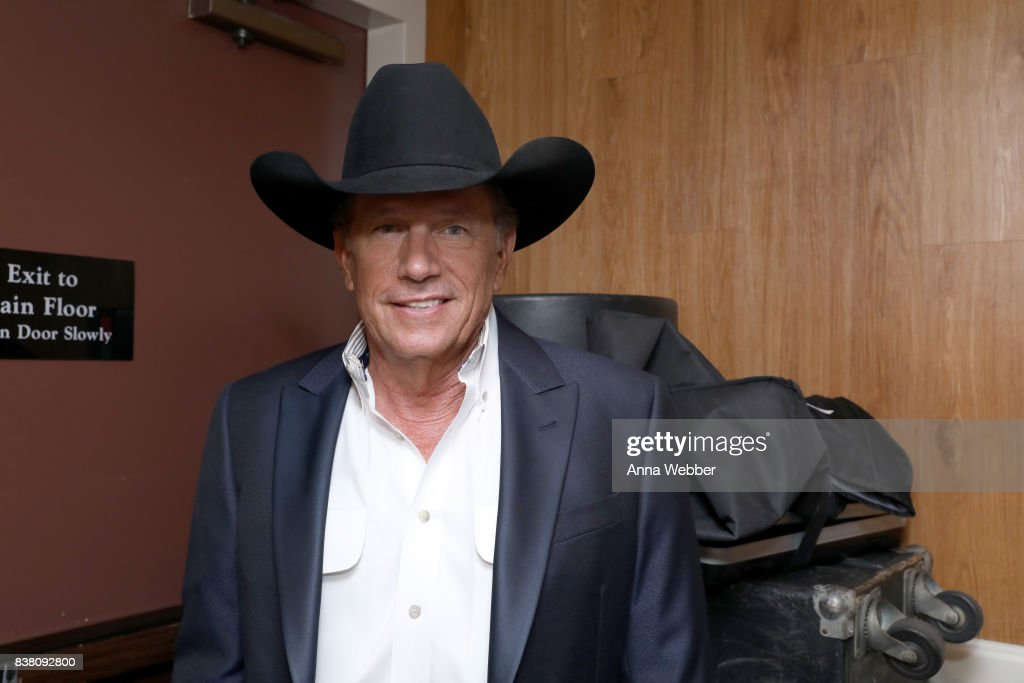 George Strait attends the 11th Annual ACM Honors at the Ryman Auditorium on August 23, 2017 in Nashville, Tennessee.