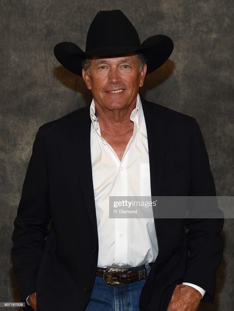 George Strait Honored as Texan of the Year at New Braunfels' Chamber of Commerce