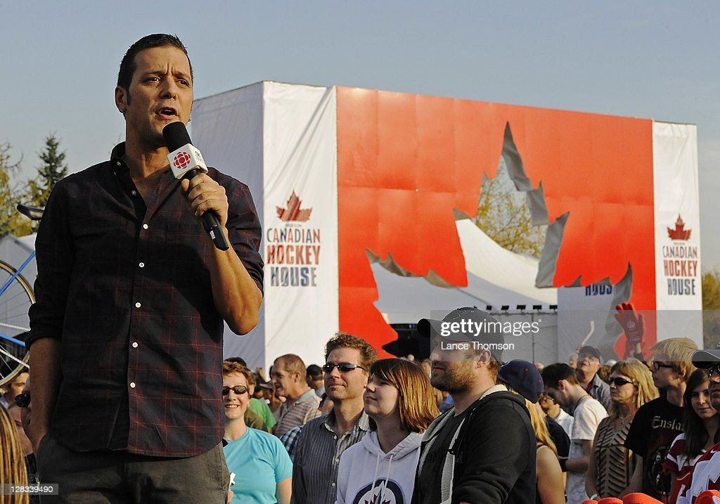 George Stroumboulopoulos from ...
