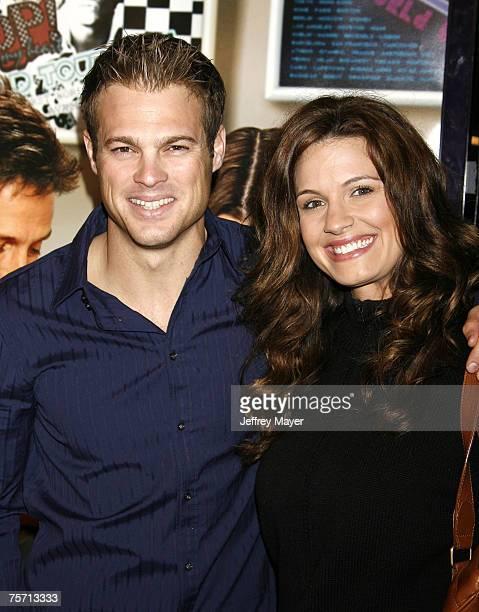 George Stults and Heidi Androl