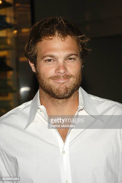 George Stults attends Harry Morton's Pink Taco Restaurant Celebrates the Opening of New Los Angeles Outpost at Pink Taco on June 28 2007 in Century...