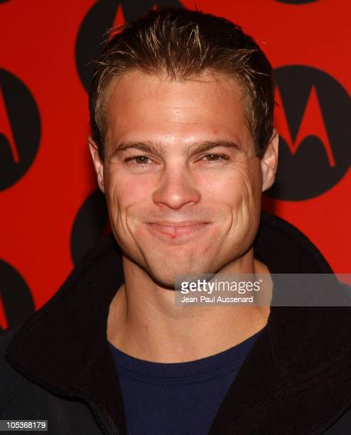 George Stults during Motorola's 6th Anniversary Party Benefiting Toys for Tots Arrivals at Music Box Theatre in Hollywood California United States