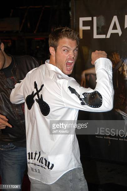 George Stults during Texas Chain Saw Massacre Hollywood Premiere at Mann's Chinese Theater in Hollywood California United States