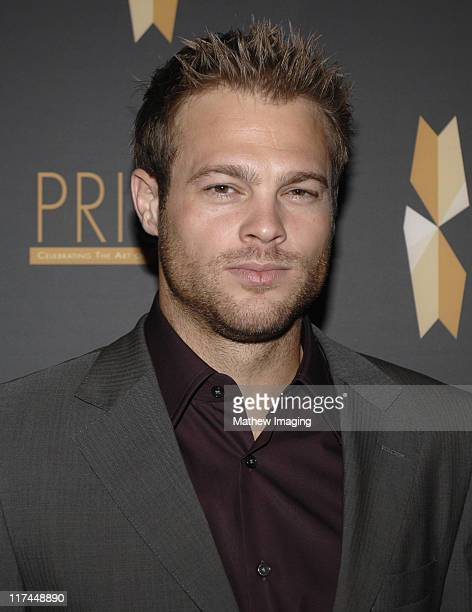George Stults during The 11th Annual PRISM Awards Arrivals at The Beverly Hills Hotel in Beverly Hills California United States