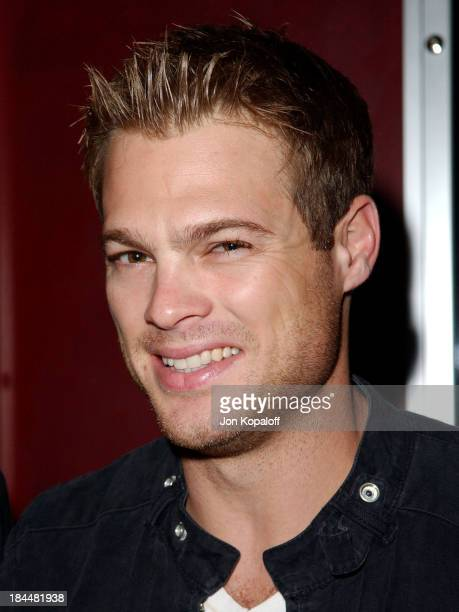 George Stults during The Ring Two Special Los Angeles Screening at ArcLight Theater in Hollywood California United States