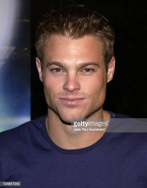 George Stults during The WB Network AllStar Celebration Arrivals at The Highlands in Hollywood California United States