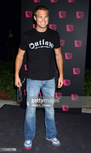 George Stults during The WB Network's 2004 All Star Summer Party Arrivals at The Lounge at Astra West in Los Angeles California United States