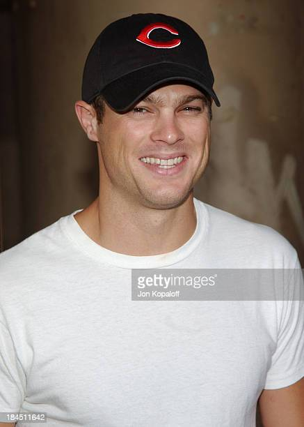 George Stults during Wicker Park Los Angeles Premiere Arrivals at Egyptian Theatre in Hollywood California United States