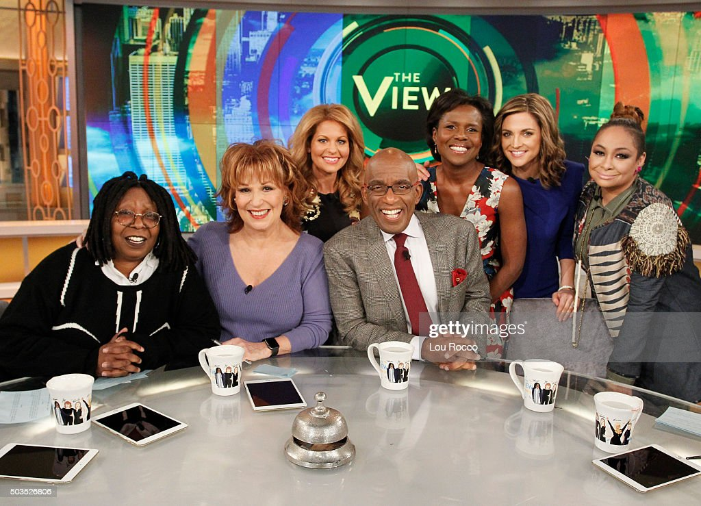 THE VIEW - George Takei, Al Roker and Deborah Roberts are today's guests on 'THE VIEW,' 1/5/16 (11:00 a.m. - 12:00 noon, ET) airing on the ABC Television Network.