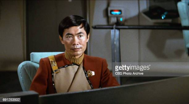 George Takei as Commander Hikaru Sul in the movie 'Star Trek II The Wrath of Khan' Release date June 4 1982 Image is a screen grab