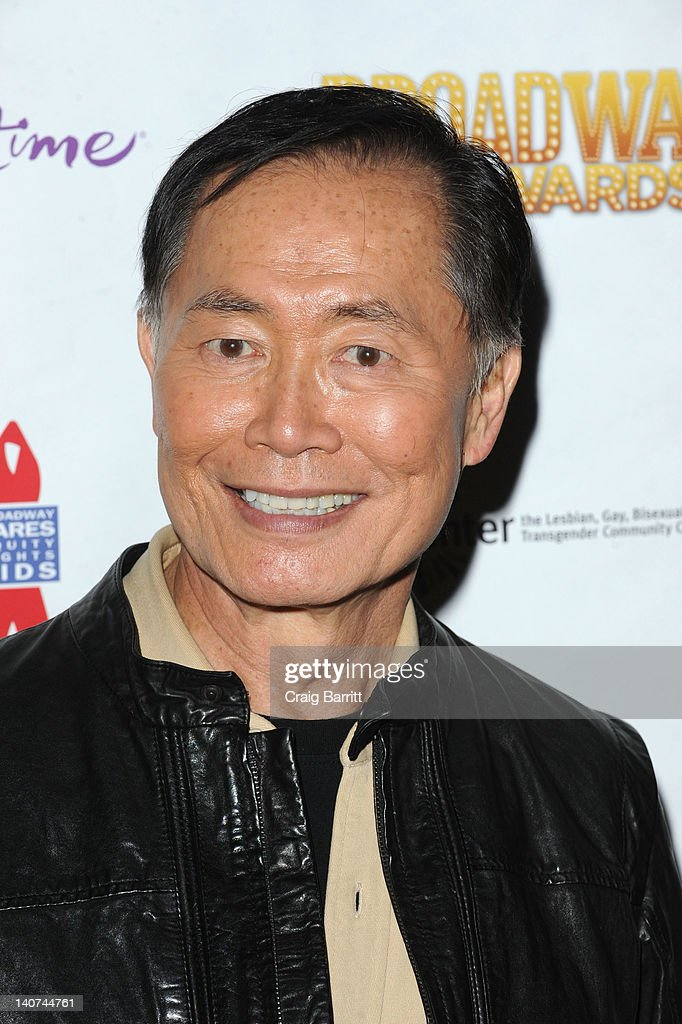 George Takei attends Broadway Backwards 7 at the Al Hirschfeld Theatre on March 5, 2012 in New York City.