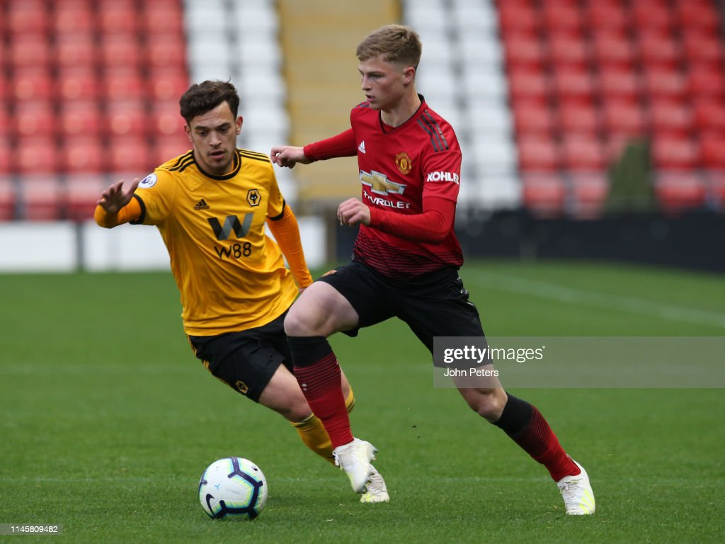 Manchester United v Wolverhampton Wanderers - PL2 : News Photo