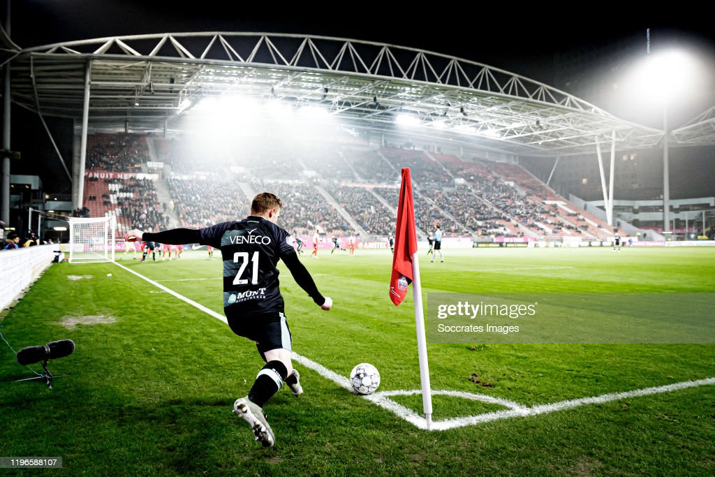 George Thomas Of Ado Den Haag During The Dutch Eredivisie Match News Photo Getty Images