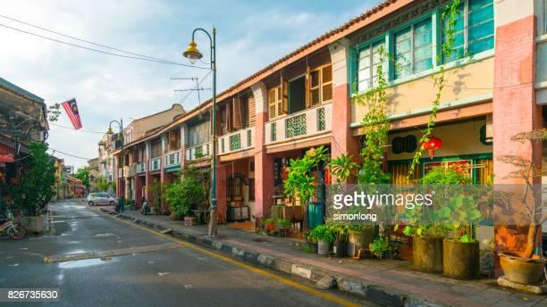 George Town, Penang, Malaysia.