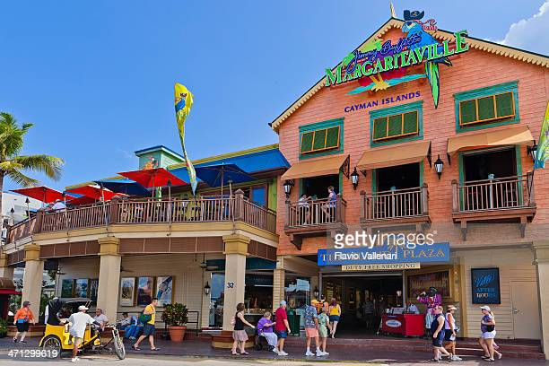 George Town Shopping District, Grand Cayman