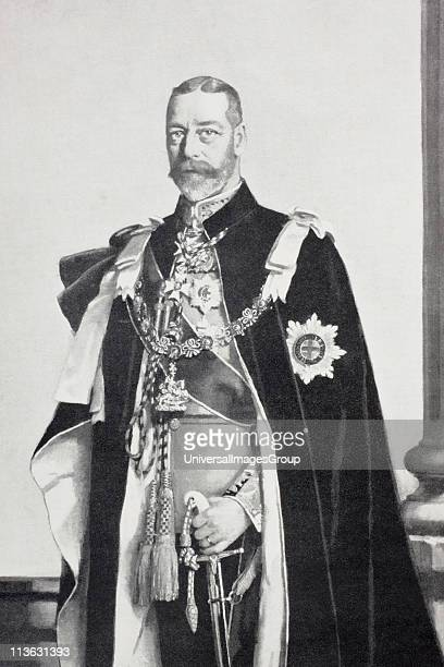 George V 1865 to 1936 Full name George Frederick Ernest Albert King of the United Kingdom and the British Dominions and Emperor of India From the...