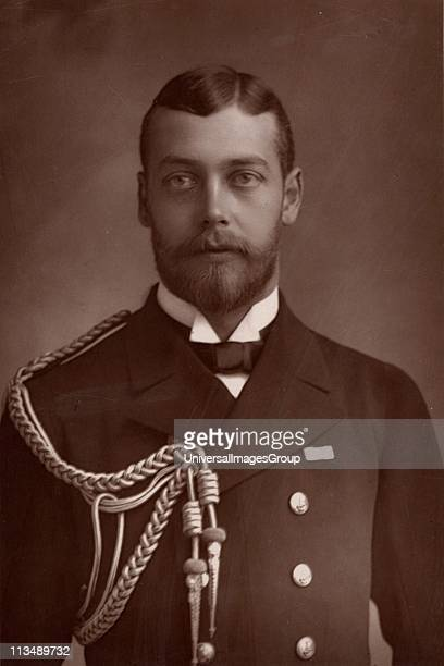 George V King of Great Britain and Ireland from 1910 Here before the death of his grandmother Queen Victoria when he was known as Prince George of...