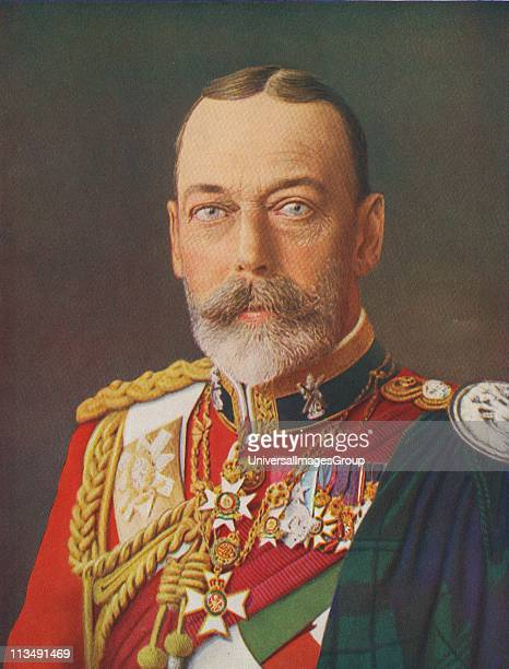 George V King of the United Kingdom and Emperor of India 19101936