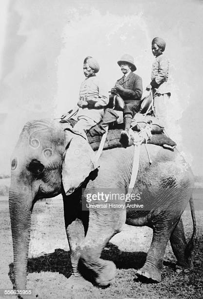 George V of England who travelled to India in December 1911 to be installed as KingEmperor of India on a hunting trip in Nepal