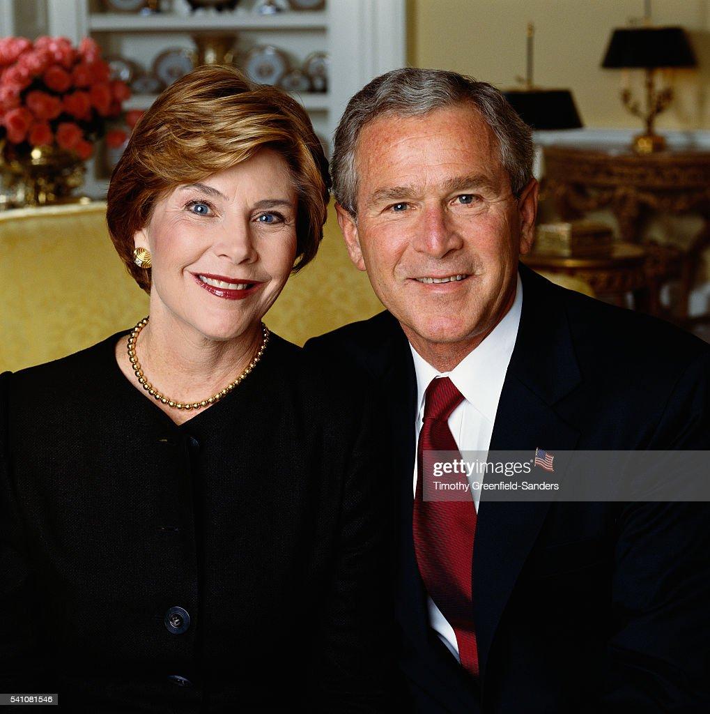 George W. and Laura Bush
